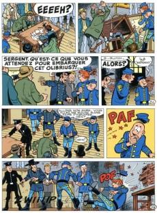 Extrait de Les tuniques Bleues -45Soif- Émeutes à New York