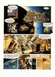 Extrait de Aquablue -5- Projet Atalanta