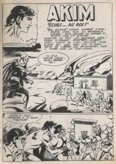Extrait de Akim (1re série) -592- Échec... au Roi !