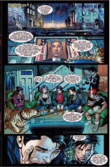 Extrait de Flashpoint (2011) -4- Chapter 4