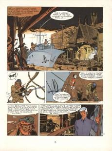 Extrait de Bernard Prince -3a1973- La frontière de l'enfer