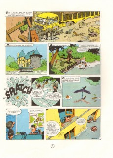 Extrait de Les petits hommes -1a1983- L'exode