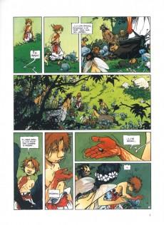 Extrait de Peter Pan (Loisel) -4a2002- Mains rouges