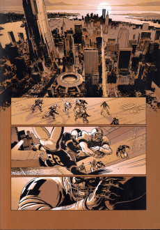 Extrait de Universal War One -3a2002- Caïn et Abel