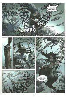 Extrait de Maskemane -4- L'homme au masque de bois