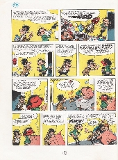 Extrait de Gaston -8a71- Lagaffe nous gâte
