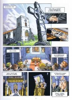 Extrait de Vieille Bruyère et Bas de Soie -3- Le Cercueil des Souvenirs