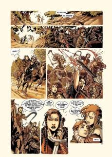 Extrait de La geste des Chevaliers Dragons -2a2008- Akanah