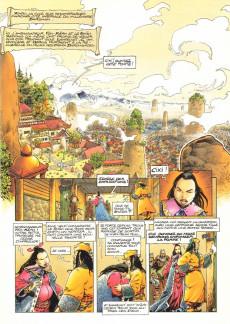 Extrait de Lanfeust de Troy -6- Cixi impératrice