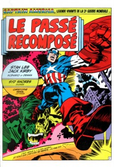 Extrait de Marvel Classic (1re série) -3- N'oublions jamais