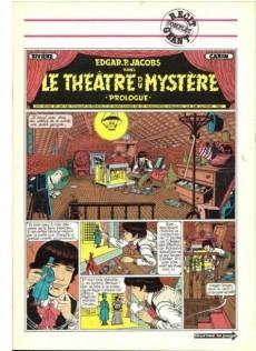 Extrait de (AUT) Jacobs, Edgar P. -2- Le Théâtre du mystère