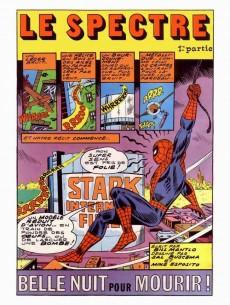 Extrait de Araignée (Une aventure de l') -3- Le Spectre