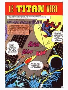 Extrait de Araignée (Une aventure de l') -6- Le titan vert