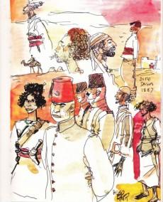 Extrait de (AUT) Pratt, Hugo - Lettres d'Afrique