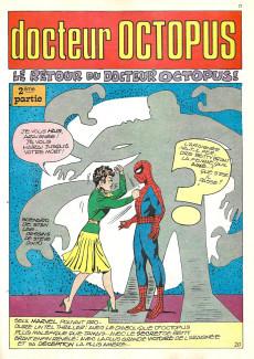 Extrait de Araignée (Une aventure de l') -9- Docteur Octopus
