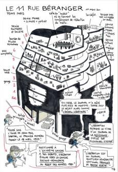 Extrait de Feuille de chou -3- Journal d'un journal