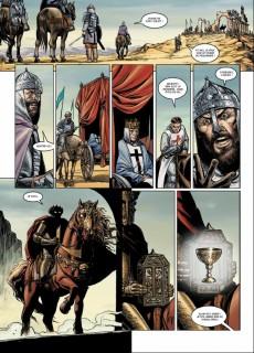 Extrait de L'apogée des dragons -1- L'héritage ancestral