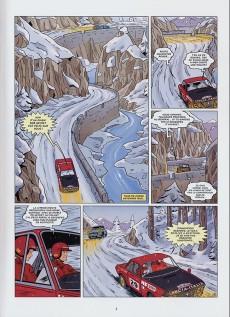 Extrait de Les aventures de Bob Neyret, Gentleman Driver -1- Les filles de l'oncle Bob