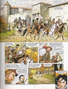 Extrait de Le trésor du Puy du Fou -2- Les 3 macles d'argent
