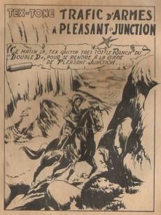 Extrait de Tex-Tone -145- Trafic d'armes à Pleasant Junction