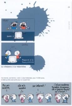 Extrait de Les poux (Bertrand) - Les poux