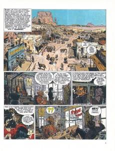 Extrait de Blueberry -11d1991- La mine de l'Allemand perdu