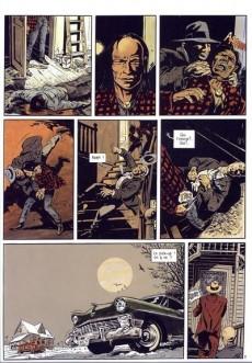 Extrait de Fox (Dufaux/Charles) -6a- Jours corbeaux
