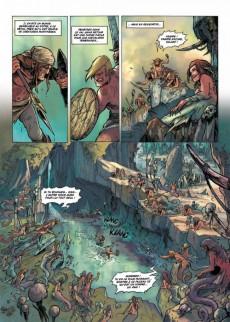 Extrait de La quête du Graal -4- Les terres désolées