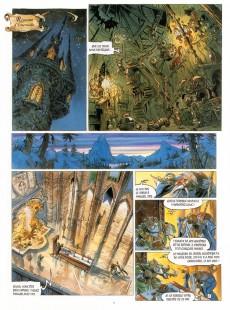 Extrait de Les chevaliers d'Émeraude -1- Les Enfants Magiques
