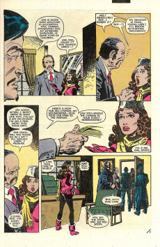 Extrait de Kitty Pryde and Wolverine (1984) -1- Lies