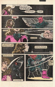 Extrait de Kitty Pryde and Wolverine (1984) -2- Terror