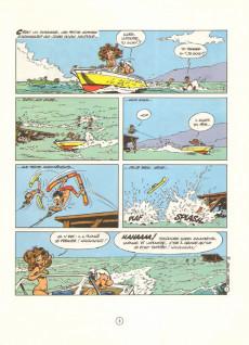Extrait de Les petits hommes -7a81a- Les ronces du samouraï