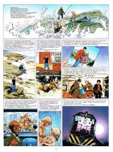 Extrait de XIII -2a1994- Là où va l'indien...
