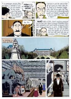 Extrait de Adèle Blanc-Sec (Les Aventures Extraordinaires d') -1a81- Adèle et la bête