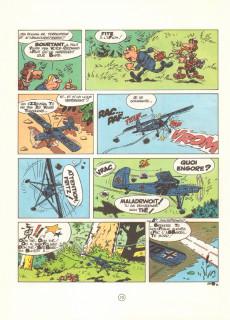 Extrait de Les petits hommes -3c83- Les guerriers du passé