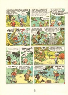 Extrait de Les petits hommes -14a84- Petits hommes et des hommes-singes