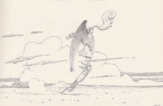 Extrait de (AUT) Giraud / Moebius -9a- 40 days dans le désert B