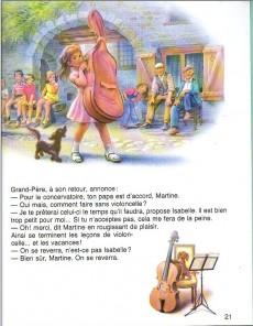Extrait de Martine -35- Martine découvre la musique