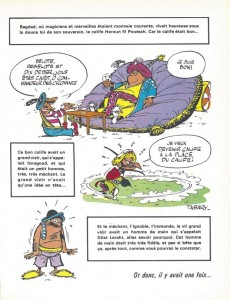 Extrait de Iznogoud -1a75- Le grand vizir iznogoud