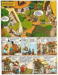 Extrait de Astérix -9Pub- Astérix et les Normands