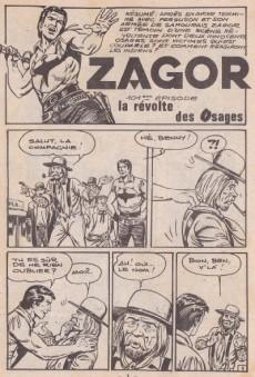 Extrait de Yuma (1re série) -175- La révolte des Osages