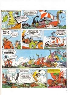 Extrait de Astérix -8d1993- Astérix chez les Bretons