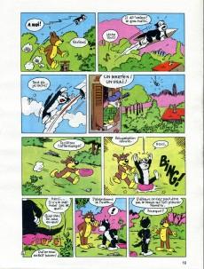 Extrait de Pif Géant Super Comique -1- Pif Circus