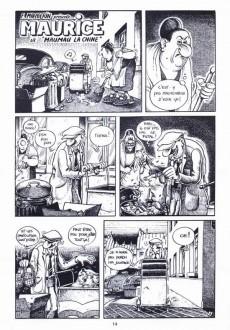 Extrait de Frank Margerin présente -2c1985- Tranches de brie