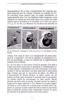 Extrait de (DOC) Études et essais divers - Le langage cinématographique en bande dessinée