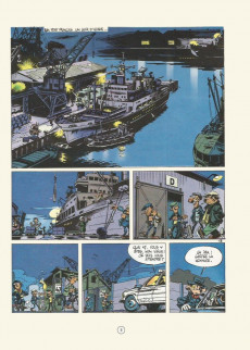 Extrait de Spirou et Fantasio -33a1989- Virus