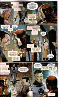 Extrait de Marvel Heroes (Marvel France - 2011) -8- A ta mémoire