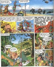 Extrait de Astérix -20a79- Astérix en corse