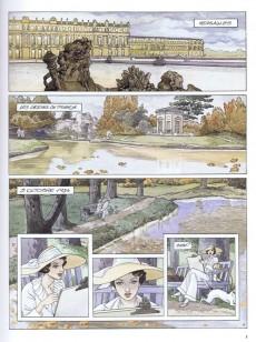 Extrait de Marie Antoinette, La Reine fantôme