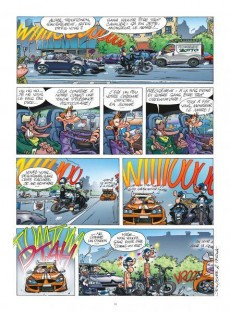 Extrait de Tuning maniacs -5- Tome 5